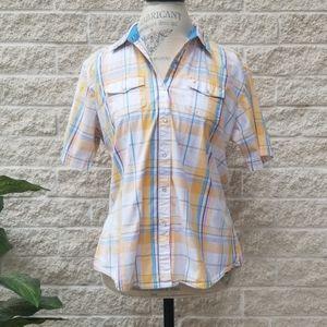 Aura Wrangler Women Snap Front Western Shirt